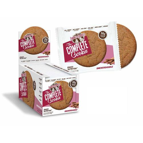 Lenny & Larry's - The Complete Cookie (Boite de 12) - Shop Santé
