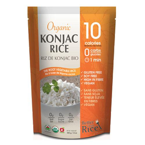 Konjac - Better than Foods