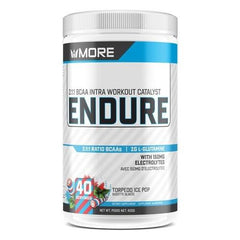More Supplements - Endure 40 Servings - Shop Santé