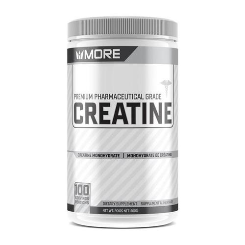 More Supplements - Creatine 100 Servings - Shop Santé