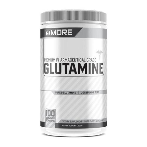 More Supplements - Glutamine 100 Servings - Shop Santé