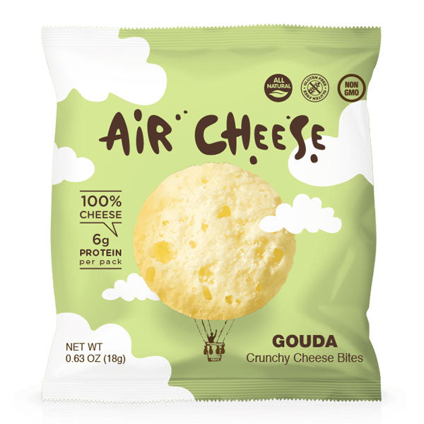 Air Cheese - I Love Snacking