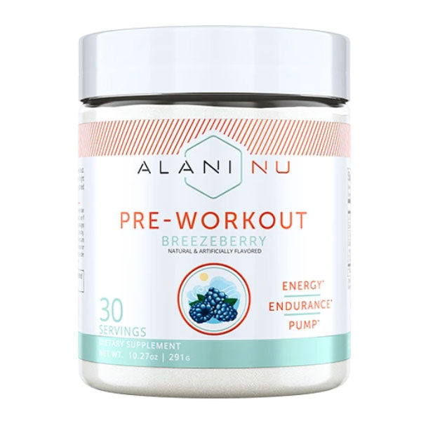 Alani Nu - Pre-Workout 30 servings - Shop Santé