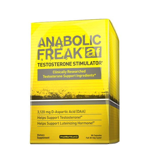 Anabolic Freak 96 Caps - Shop Santé