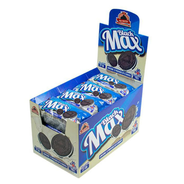 Max Protein - Black Max Protein Cookies (Biscuits style Oreo) - Shop Santé