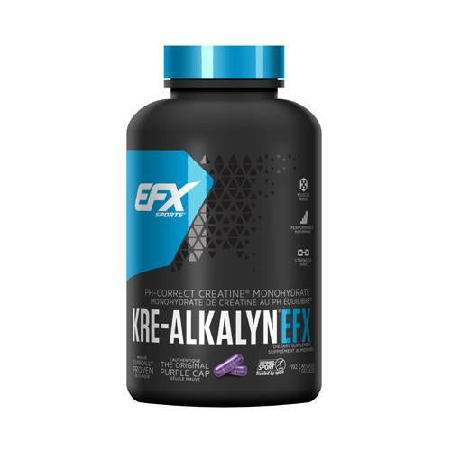 EFX Sports - Kre-Alkalyn EFX - Shop Santé