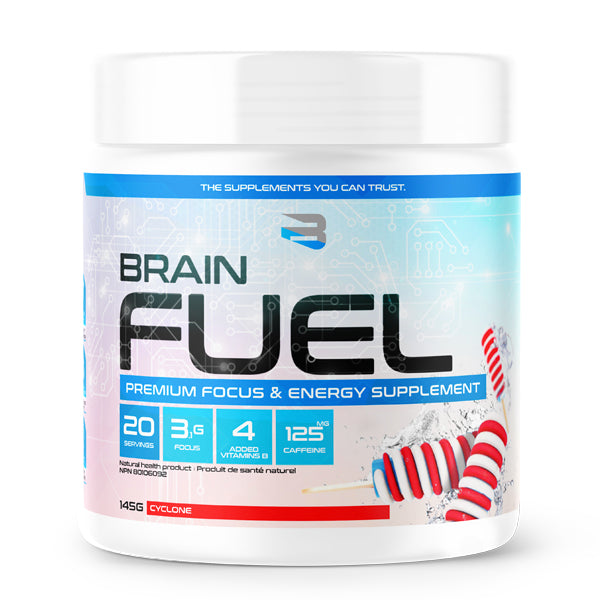 Believe Supplements - Brain Fuel 145g - Shop Santé