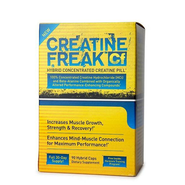 Pharmafreak - Creatine Freak - Shop Santé