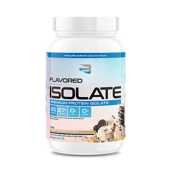 Believe Supplements - Isolate 775g - Shop Santé