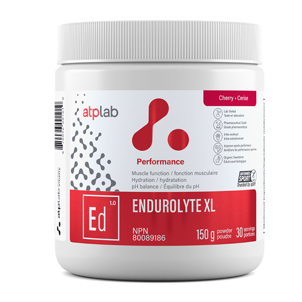 ATP Lab - Endurolyte XL 150g - Shop Santé