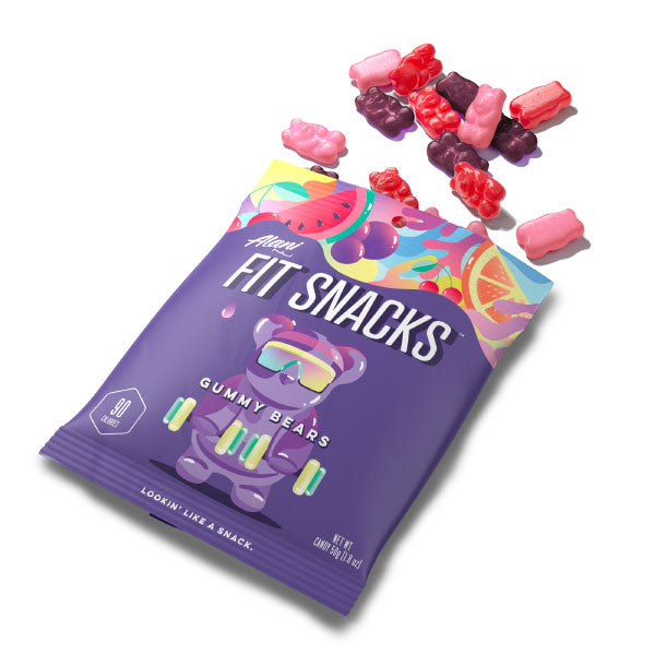 Alani Nu - Fit Snacks Gummy bears 50g - Shop Santé