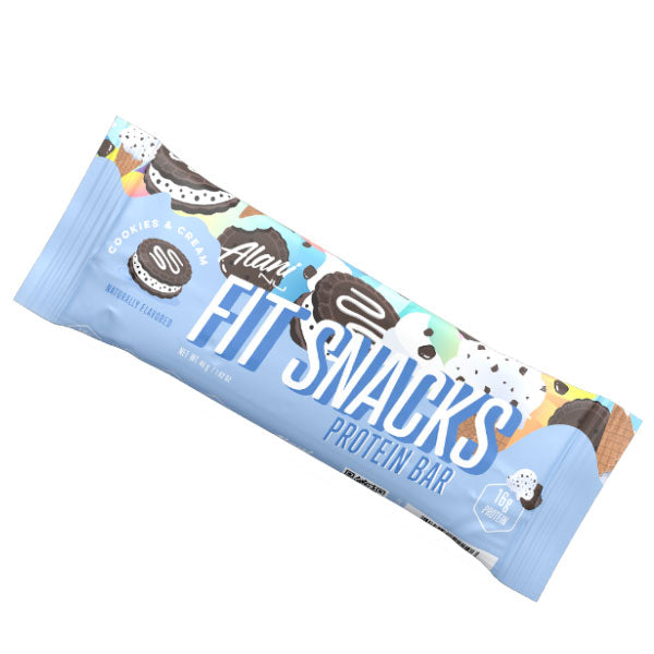 Alani Nu - Fit Snacks Protein Bar 46g - Shop Santé