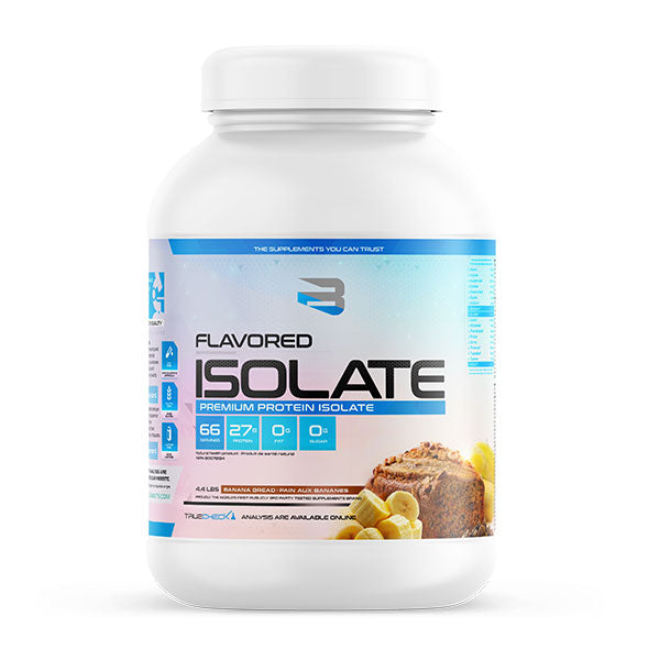 Flavored Isolate - Believe 4.4 LBS - Shop Santé