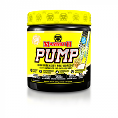 Mammoth Pump 30 Servings - Shop Santé