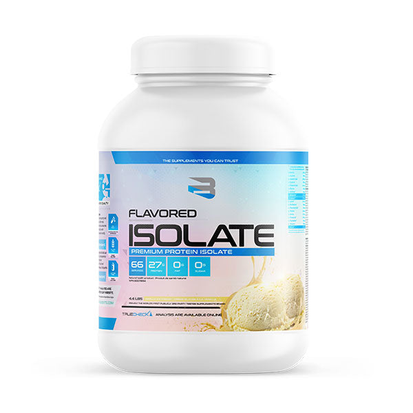 Believe  supplement - Flavored Isolate 4.4 LBS - Shop Santé
