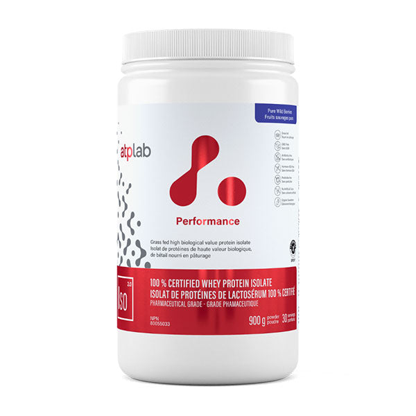 Atp Labs - Protéine Isolate 900g - Shop Santé