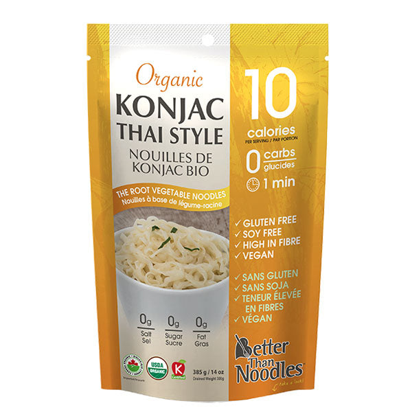 Konjac - Better than Foods - Shop Santé