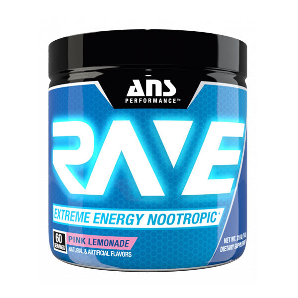 ANS Performance - Rave Pre-Workout 210g - Shop Santé
