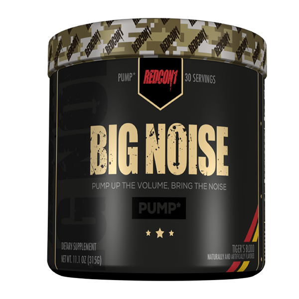 Redcon - Big Noise 270g - Shop Santé