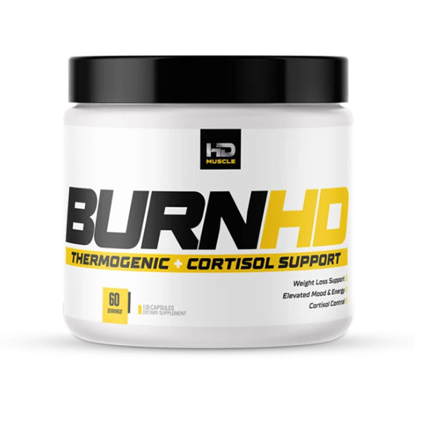 HD Muscle - Burn HD 60 servings - Shop Santé