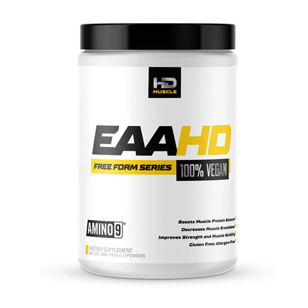 HD Muscle - EAA HD 400g 40 servings - Shop Santé