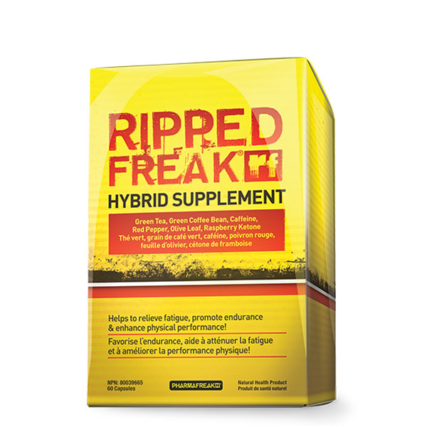 Pharmafreak - Ripped Freak 60 Caps - Shop Santé