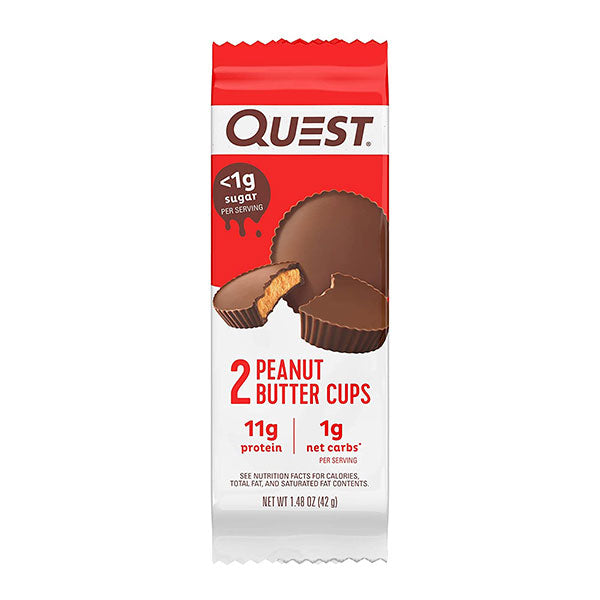 Quest - Peanut Butter Cup Snack 42g - Shop Santé