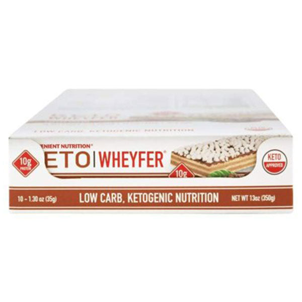 Convenient Nutrition- Keto Wheyfer - Shop Santé
