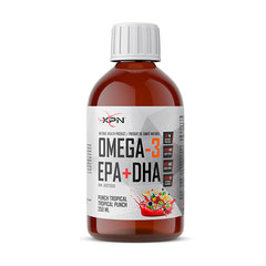 XPN - Omega 3 EPA-DHA Fruit Punch 250mL - Shop Santé