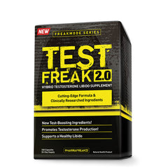 Test Freak 2.0 - 180 caps - Shop Santé
