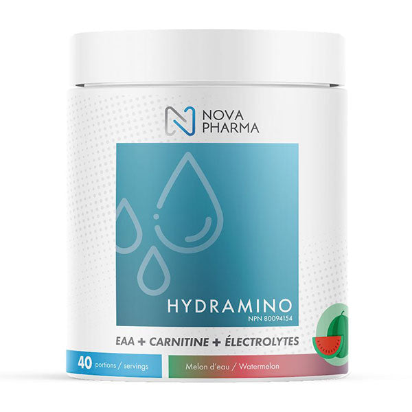 Nova Pharma - Hydramino 40 portions - Shop Santé