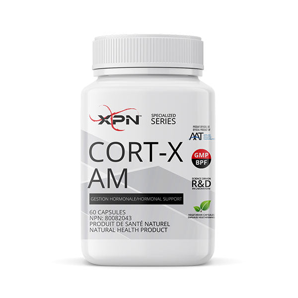XPN - Cort-X AM 60 Caps - Shop Santé