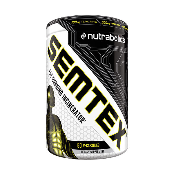 Semtex Fat Burner - Nutrabolics - Shop Santé