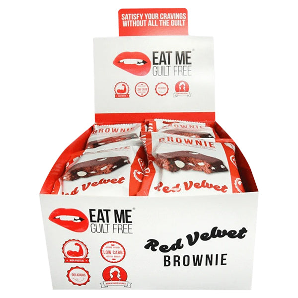 Eat Me Guilt Free - Brownie 55g - Shop Santé