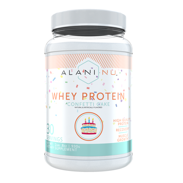 Alani Nu - Whey Protein 30 Portions
