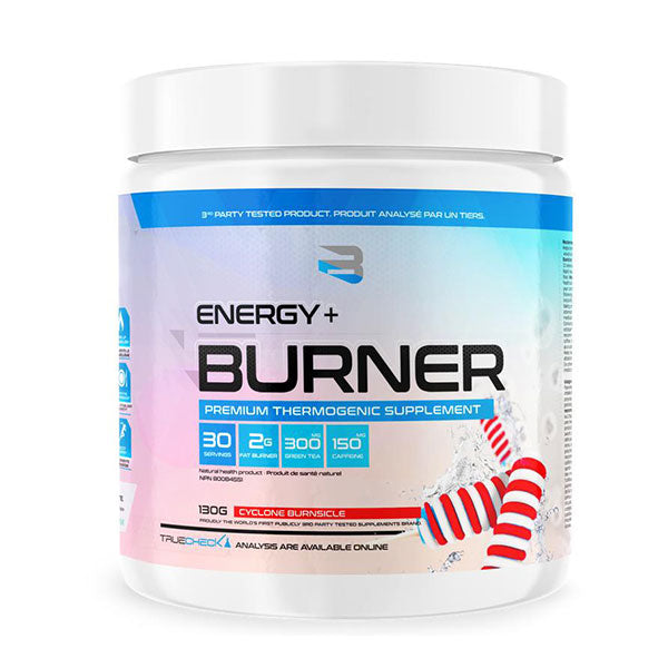 Believe - Energy + Burner 130g - Shop Santé