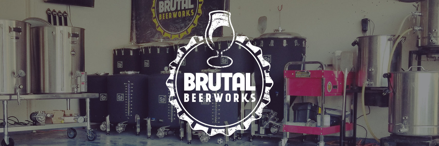 Brutal Beerworks | North Richland Hills, Texas
