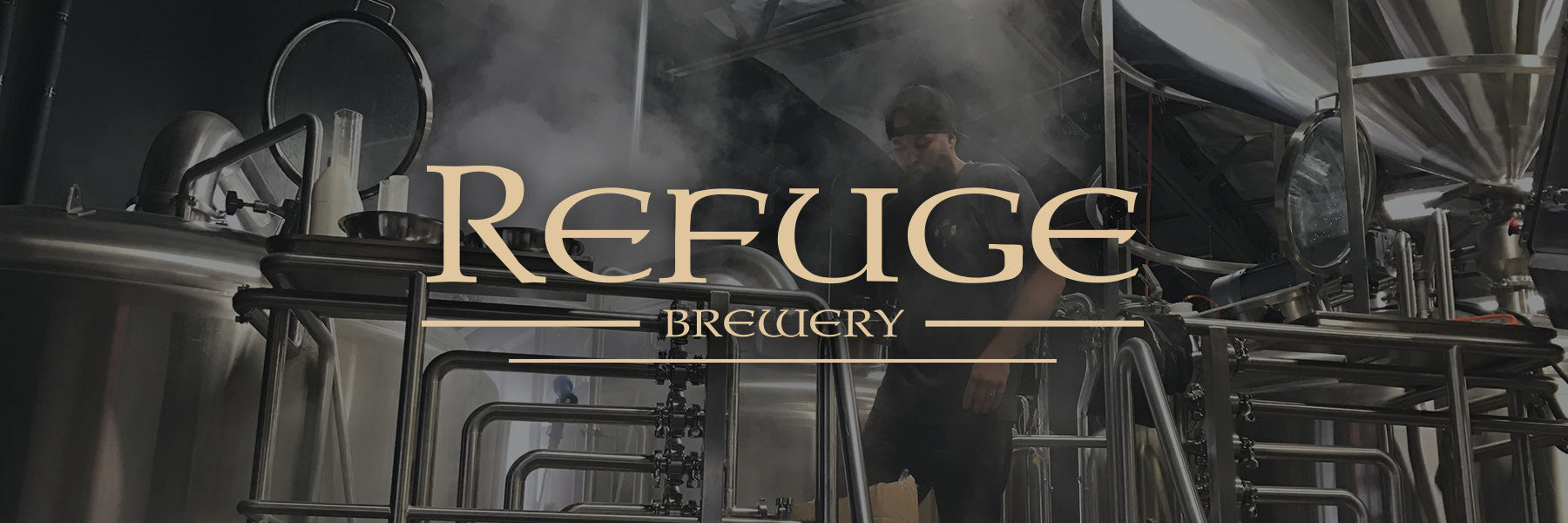 Refuge Brewery | The Ss Testing Ground
