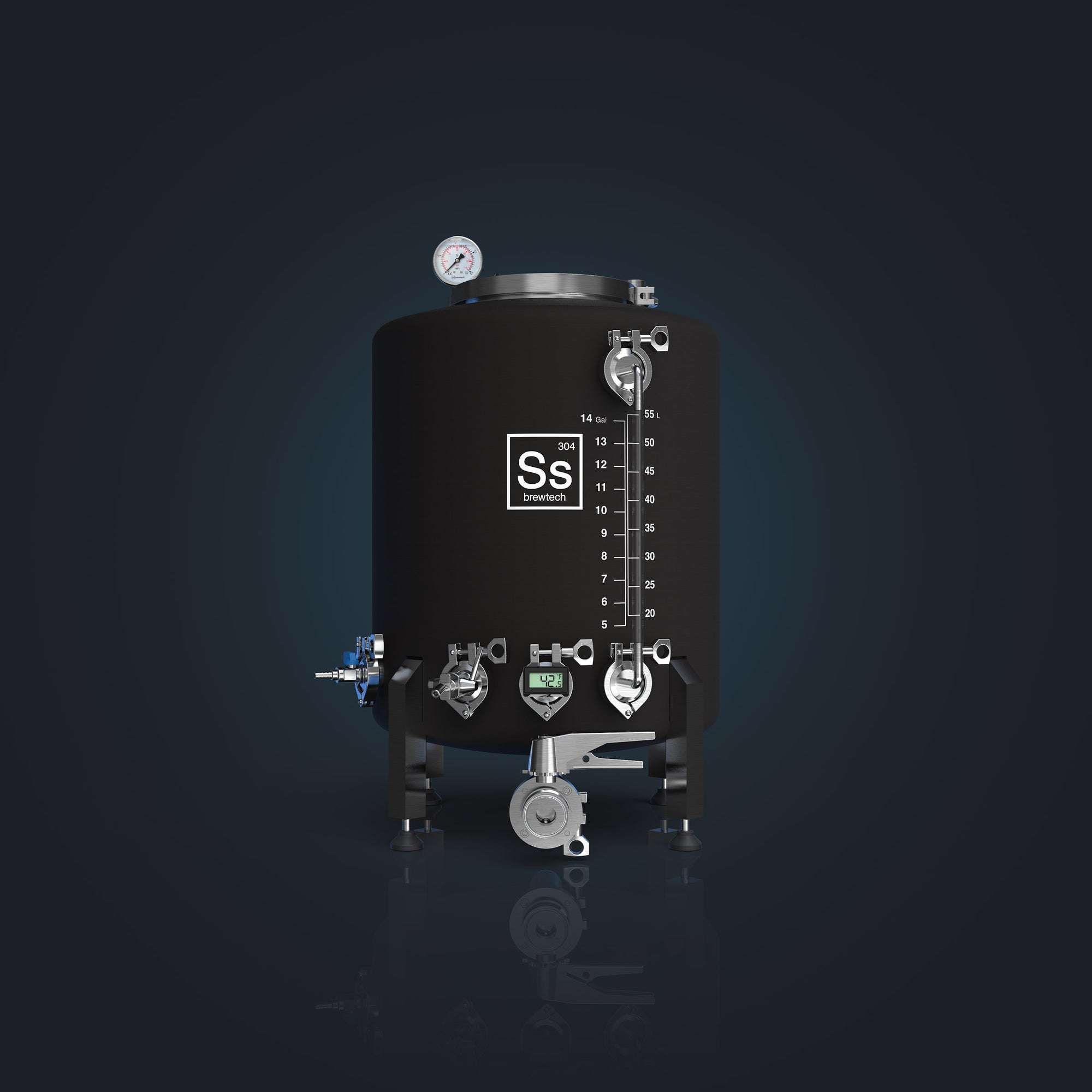 Ss Brite Tank | Clear beer just like the craft breweries