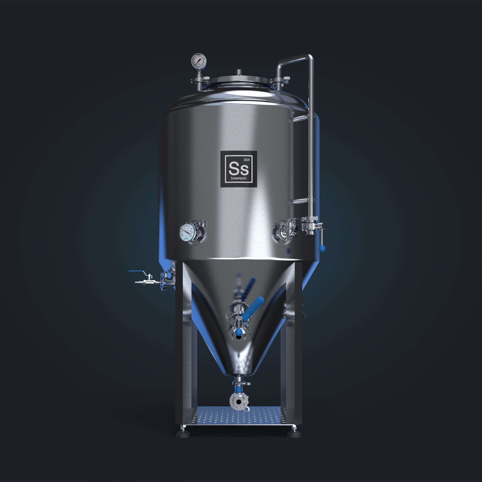 2 bbl | Jacketed Unitank