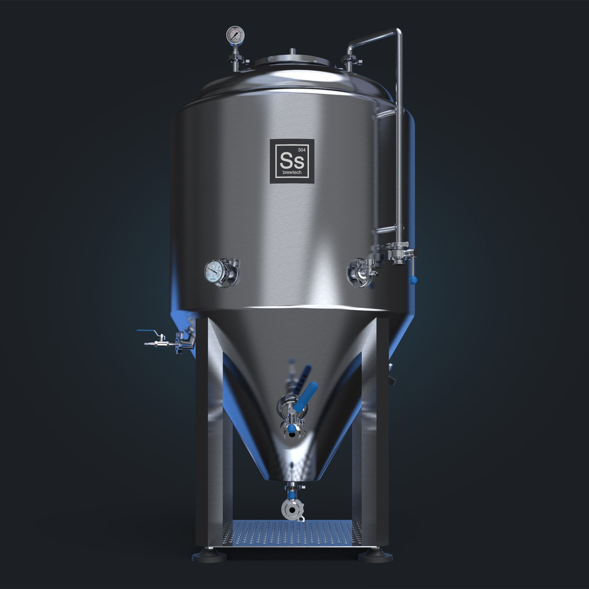 3.5 bbl | Jacketed Unitank