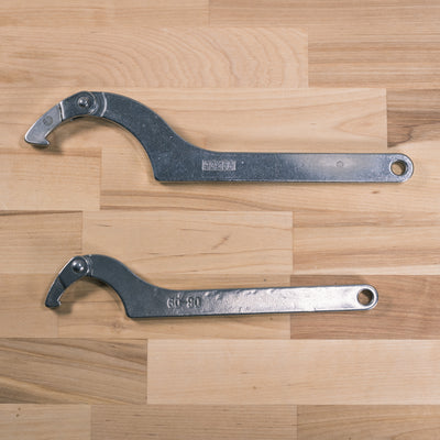 DIN Spanner Wrench