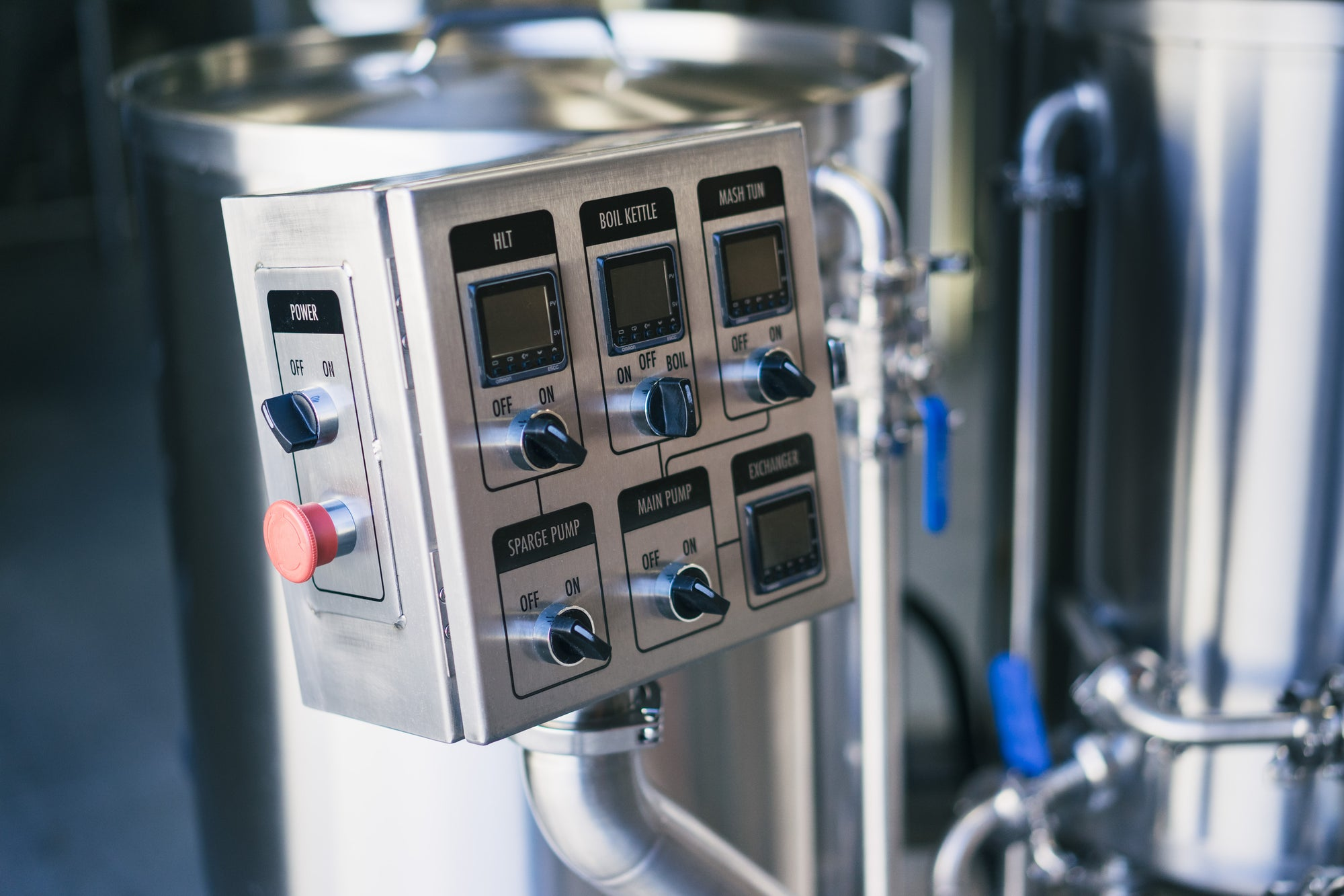1 bbl | Brewhouse