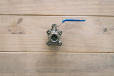 "Ball Valve 1/2"" - 3 pc Stainless Steel"