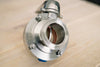 "Valve 1.5"" TC Squeeze Trigger All Stainless Butterfly SS Brewing Technologies"
