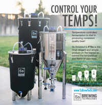 FTSs Heating & Chilling for Standard Chronical 14 Gal Fermenter