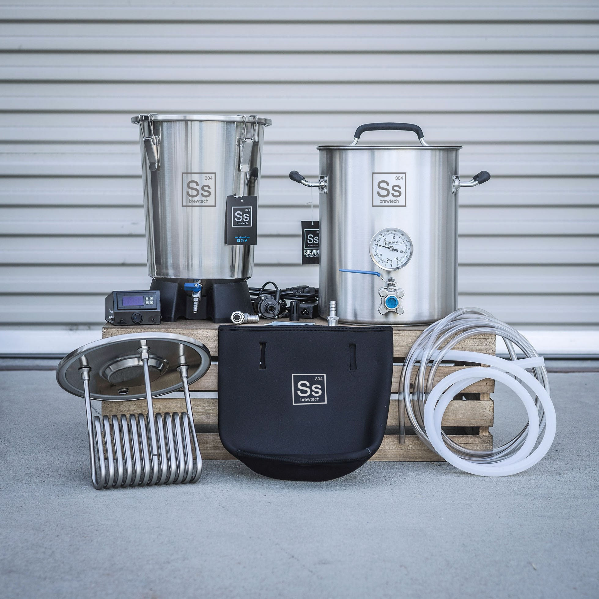 2.5 gal | Brew Kit (Extract)