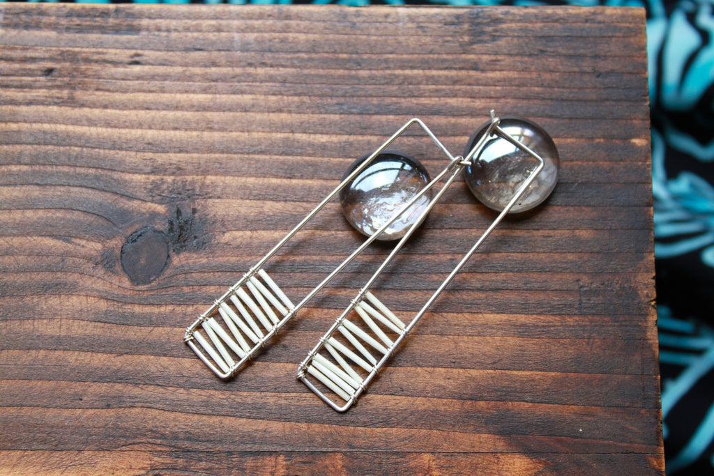 Soma Quill Earrings