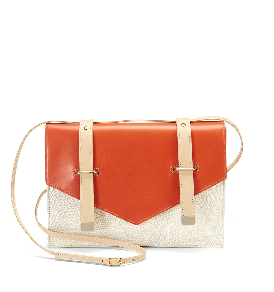 Maude Mini Satchel - Red
