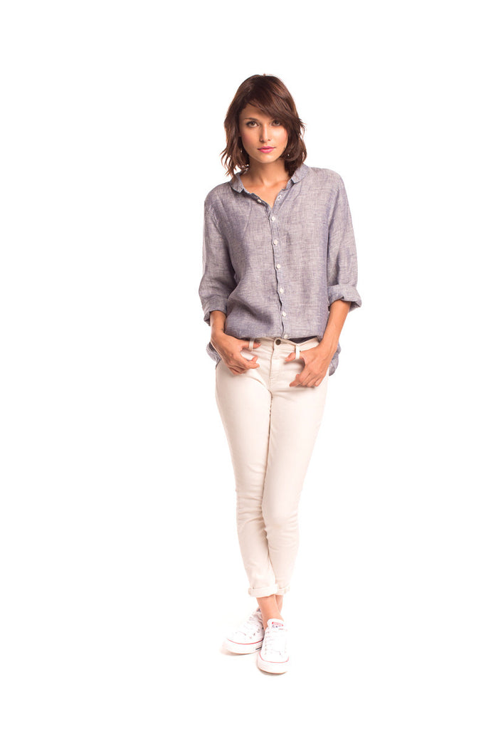 Sophie Chambray Shirt